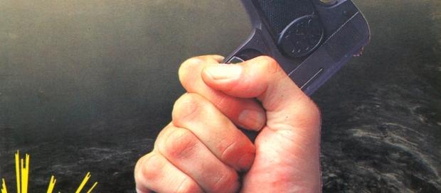 Desmond Bagley Running Blind - Netherlands Elsevier PB Imp. 1979 © Elsevier Nederland B.V.