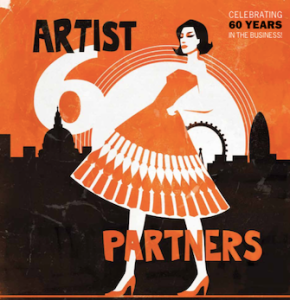 Artist Partners - Celebrating 60 years in the business © Artist Partners.
