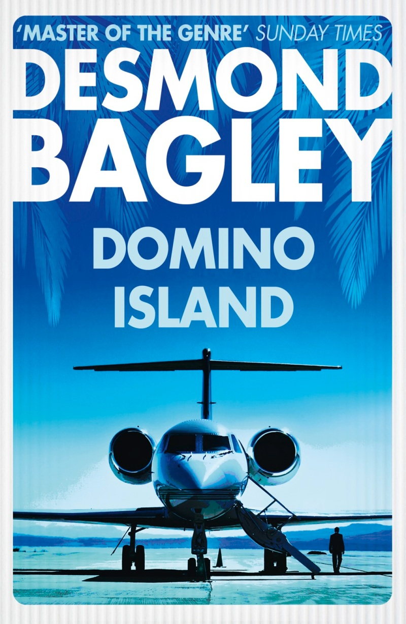 Domino Island paperback due for UK release 28th May 2020 © HarperCollins Publishers Ltd.