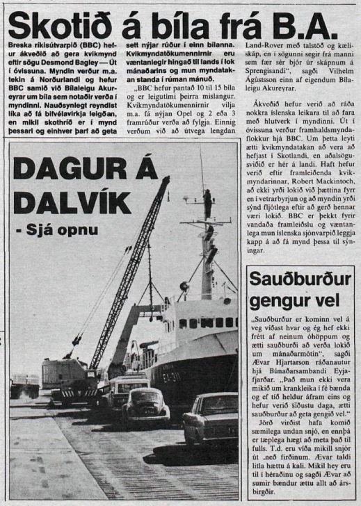 tvadaptation-filming-articles-dagur-19780512-extract